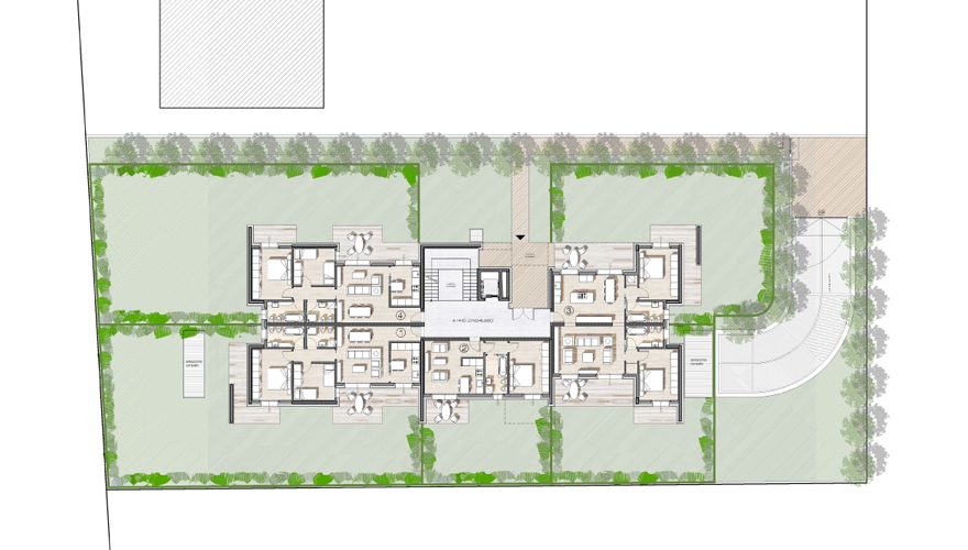 Residential Building - immagine 3