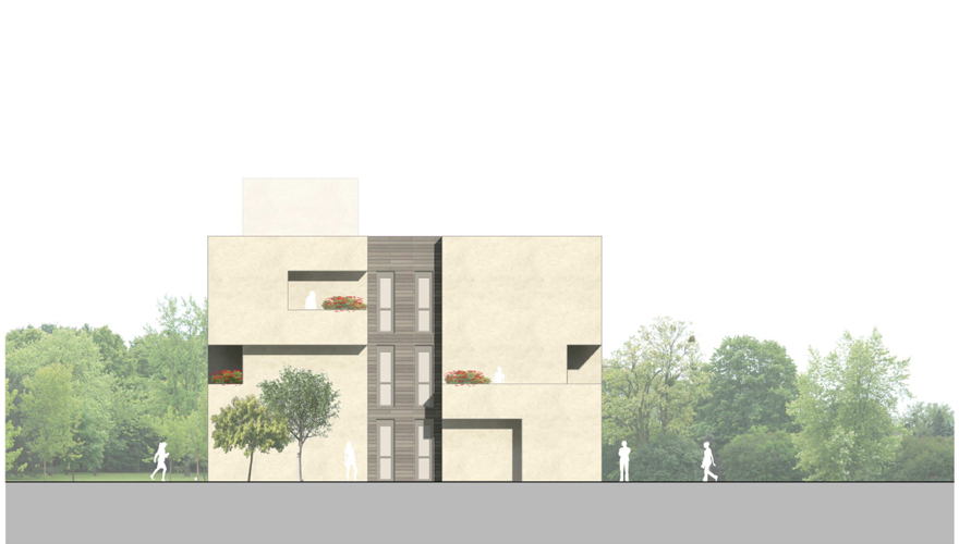 Residential Building - immagine 5