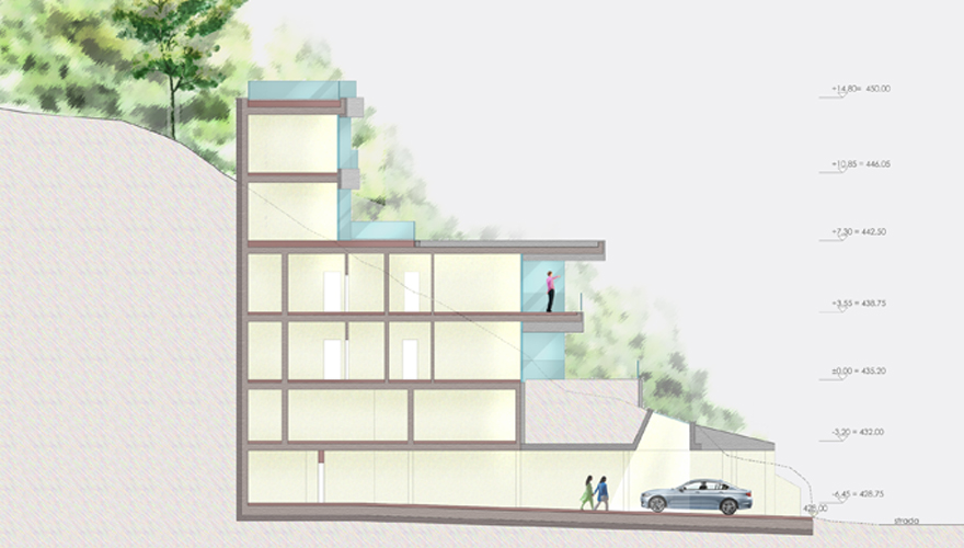 Residential Building - immagine 10