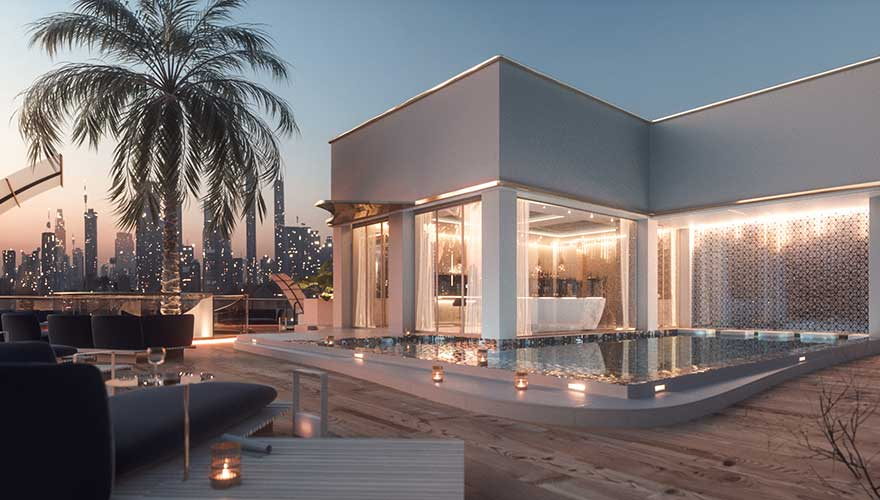 Luxury Penthouse - immagine 11