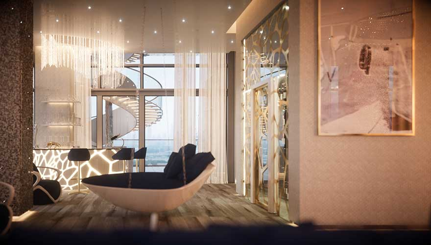 Luxury Penthouse - immagine 7