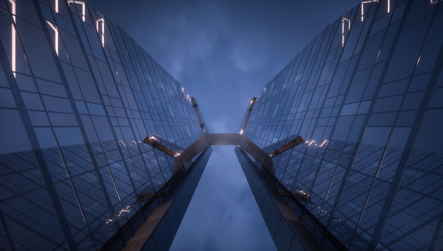 Office Towers - immagine 1