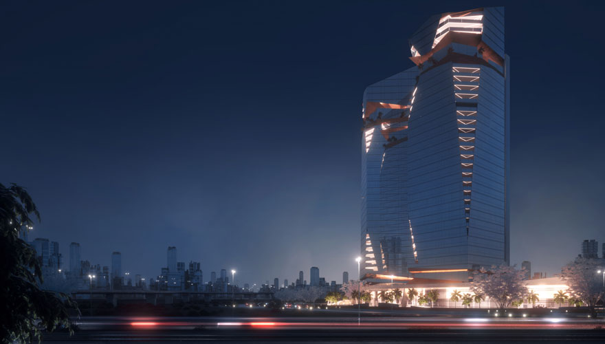 Office Towers - immagine 2