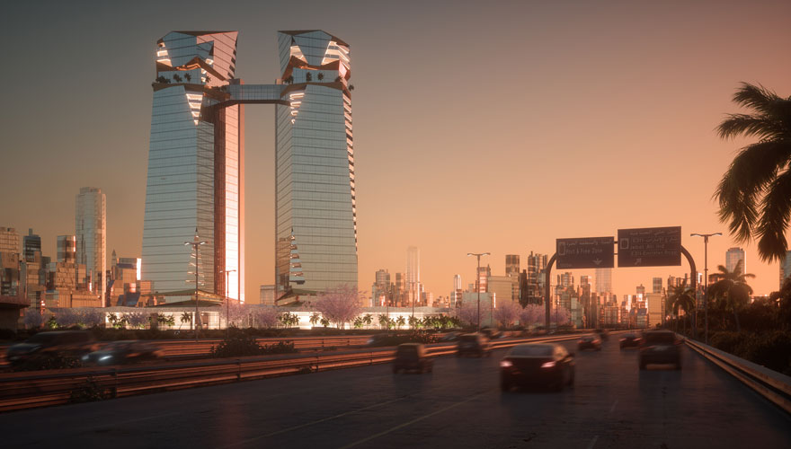 Office Towers - immagine 3