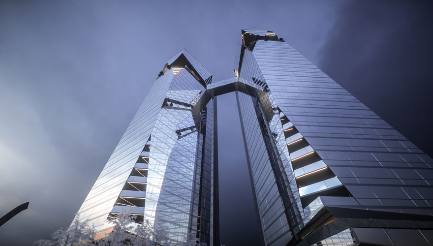Office Towers - immagine 4