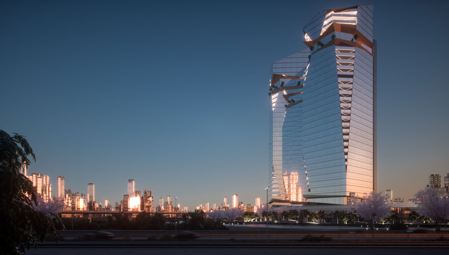 Office Towers - immagine 5