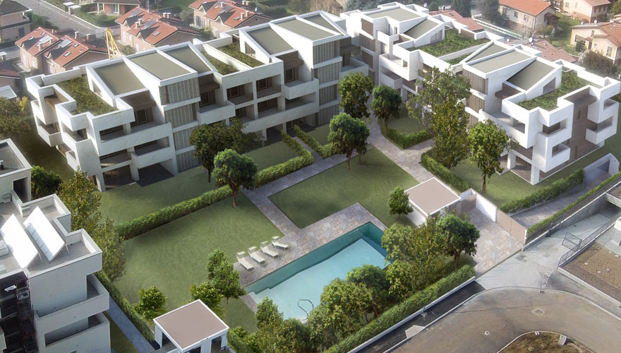 Residential Building - immagine 1